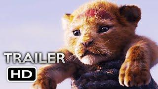 THE LION KING Official Trailer (2019) Disney Live-Action Movie HD