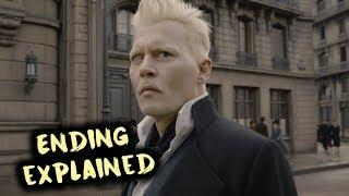 Fantastic Beasts: The Crimes of Grindelwald Ending Explained
