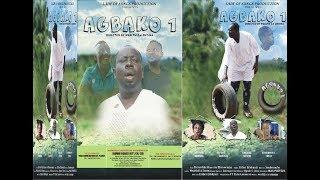 AGBAKO PART 1 - LATEST BENIN COMEDY MOVIE 2019