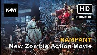 Rampant (2018: Historical Zombie Action Movie Trailer) ( 창궐 )