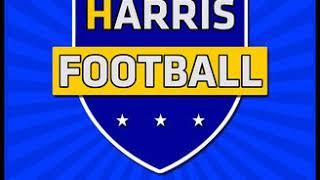 Harris Fantasy Football 09/17/18 // Week 2 Game Film & Harris's New Novel!