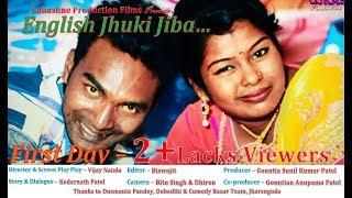 English Jhuki Jiba ll Sambalpuri Comedy ll Lokashne Production Films
