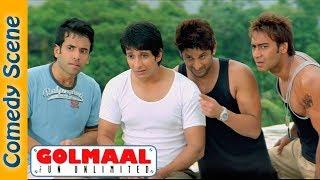 Arshad Warsi Comedy  - Most Viewed Scene - Golmaal Fun Unlimited - #Shemaroo Indian Comedy