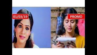 KANMANI SERIAL 01/03/19 PROMO INTERESTING REVIEW | SunTV Tamil