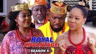 ROYAL ADVANTAGE SEASON 5 - New Movie 2019 Latest Nigerian Nollywood Movie Full HD