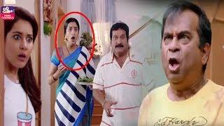 Surekha Vani & Brahmanandam Latest Movie Comedy Scene | Telugu Movies | Mana Cinemalu