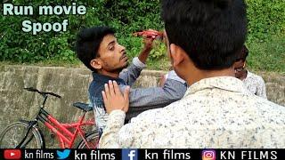 Run Movie spoof | Vijay Raaz Comedy | kauwa Biryani