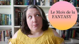 Le Mois de la FANTASY { 2019} -challenge littéraire-
