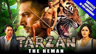 Tarzan The Heman (Vanamagan) 2018 New Released Hindi Dubbed Full Movie   Jayam Ravi, Sayyeshaa