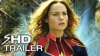 CAPTAIN MARVEL Official Trailer 2019 Brie Larson Marvel Superhero Movie HD