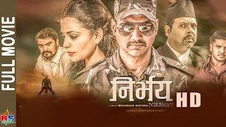 Nirbhay | New Nepali Full Movie 2018/2075 | Nilkhil Upreti, Nita Dhungana
