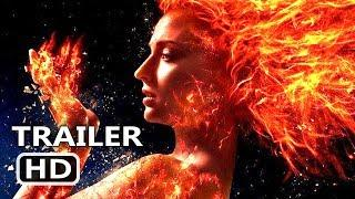 X-MEN DARK PHOENIX Official Trailer TEASER (2019) Superhero Movie HD