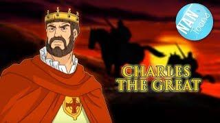 CHARLE MAGNE cartoon for kids | CHARLES THE GREAT movie for children | IN THE NAME OF JESUS