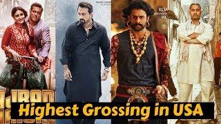 10 Highest Grossing Indian Movies in USA of All Time with Box Office Collection