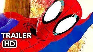 SPІDЕR-MАN  INTO THE SPІDЕR-VЕRSЕ Official Trailer (2018) Super Hero Movie HD