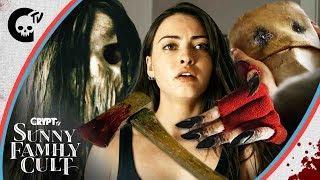 "SUNNY FAMILY CULT | ""Divine Creatures"" | S3E3 | Scary Short Horror Film | Crypt TV"