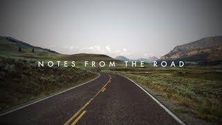NOTES FROM THE ROAD: Full Film || FLY FISHING VAN LIFE 2017