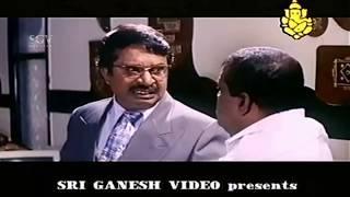 Tennis Krishna Fooled Principal Kashi | Kannada Comedy Scenes | Thuntata Movie