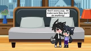 Gay Love story(Gacha Life) Fantasy Lovers E8