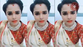 Navya Rao Cute Dubsmash Mutyala Muggu serial actress Dubsmash Telugu