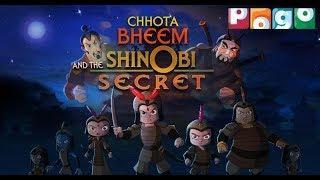 Chhota bheem Shinobi Secret Full movie in Hindi