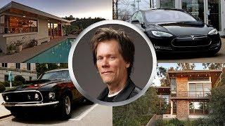 KEVIN BACON ● BIOGRAPHY ● House ● Cars ● Family ●  Net worth ● 2018