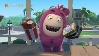 The Oddbods Cartoons || The Frankenstein and Halloween || ODDBODS 2018 ||Funny Cartoons For Childre