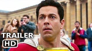 SHAZAM Trailer # 2 (NEW 2019) Superhero Movie HD
