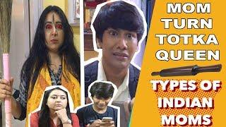 TYPES OF INDIAN MOMS - PART 2 | MAA KA PYAAR | COMEDY VIDEO  || MOHAK MEET  || SWATI