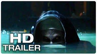 THE NUN Trailer #4 (NEW 2018) The Conjuring Horror Movie HD