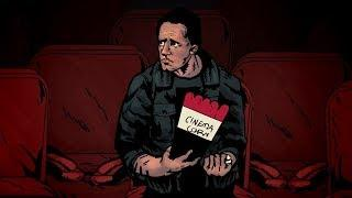 REAL Movie Theater Horror Story ANIMATED