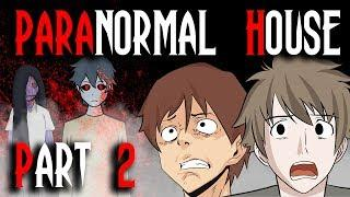 Scary Story Paranormal House Part 2 Animated In Hindi