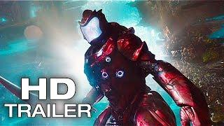 AQUAMAN Extended Trailer #2 (2018) Jason Momoa Superhero Movie HD