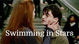 Harry + Ginny (Swimming in Stars)