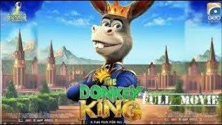 Donkey King II Donkey Raja Full movie 2018 First Animated Movie on YouTube