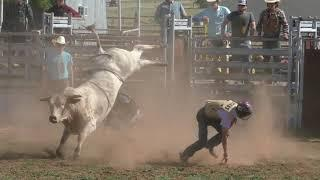 Bull Riding Practice - OH Bucking Stock & Productions 2019-04-28