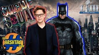 NO MORE BATFLECK AND JAMES GUNN TO DIRECT DC FILM? : SNN SUPERHERO NEWS NETWORK