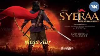 Saira narasimha Reddy full BGM music in Telugu on megastar chiranjeevi
