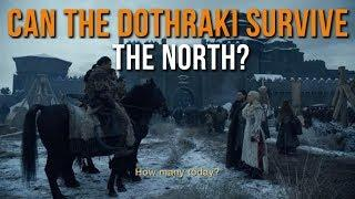 The Science of Game of Thrones: Dothraki Evolving Into Fighting Machine