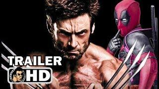 "DEADPOOL 2 ""Marvel vs DC Trolling"" TV Spot Trailer (2018) Ryan Reynolds Marvel Movie HD"