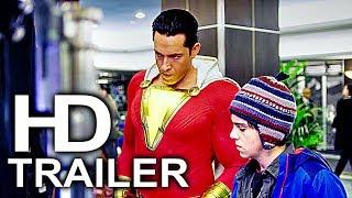 SHAZAM Drinks Beer Trailer NEW (2019) Superhero Movie HD