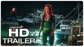 AQUAMAN Trailer #2 Arthur & Mera (NEW 2018) Superhero Movie HD