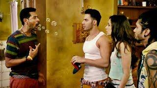 ABCD 2 Movie Best Comedy Scene 4K - Raghav Juyal & Varun Dhawan - Shradhha Kapoor