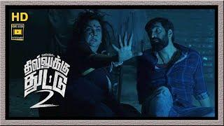 Dhilluku Dhuddu 2 Full Movie | Tamil Horror Comedy | santhanam | Urvasi | Mottai Rajendran