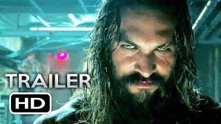 AQUAMAN Official Final Trailer (2018) Jason Momoa DC Superhero Movie HD