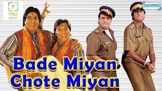 BADE MIYAN CHOTE MIYAN (1998) FULL MOVIE HD [GOVINDA, AMITABH BACHCHAN]