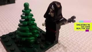 Film fantasy lego  Epic battle: knights vs. skeletons The Defendant. Episode 3.