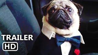 PATRICK Official Trailer (2018) Ed Skrein, Comedy, Dog Movie HD
