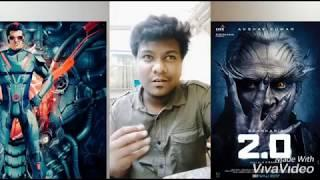 Thalapathy  Fan Best Indian Fantasy cinema Robo 2.0 Shocking review