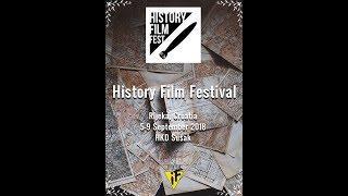 History Film Festival 2018